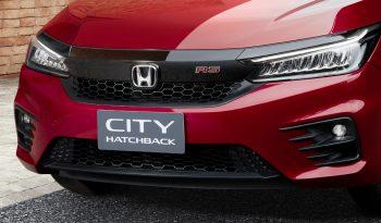 City Hatch Back full